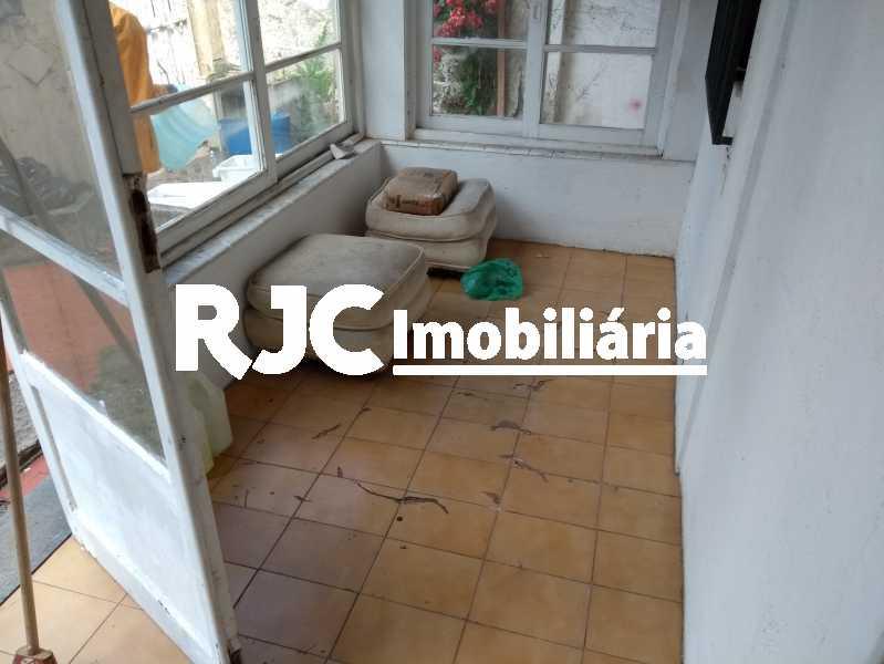 2 - Casa à venda Rua Santa Alexandrina,Rio Comprido, Rio de Janeiro - R$ 450.000 - MBCA30251 - 3