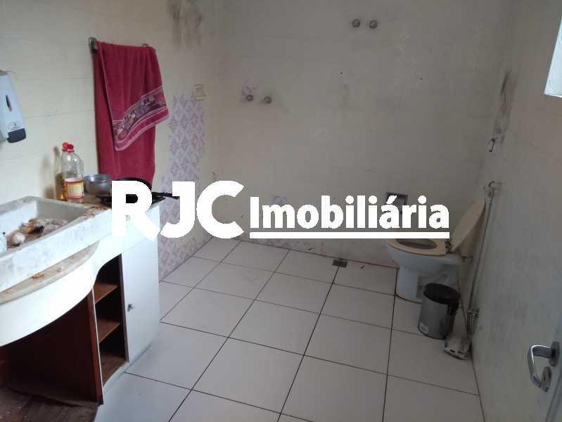14 - Casa à venda Rua Santa Alexandrina,Rio Comprido, Rio de Janeiro - R$ 450.000 - MBCA30251 - 13