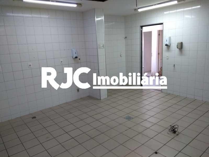 17 - Casa à venda Rua Santa Alexandrina,Rio Comprido, Rio de Janeiro - R$ 450.000 - MBCA30251 - 16