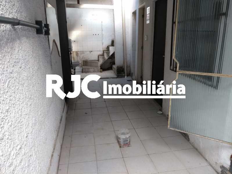 18 - Casa à venda Rua Santa Alexandrina,Rio Comprido, Rio de Janeiro - R$ 450.000 - MBCA30251 - 17
