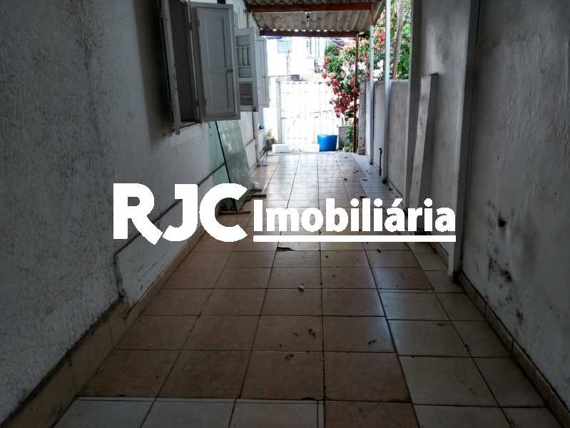 21 - Casa à venda Rua Santa Alexandrina,Rio Comprido, Rio de Janeiro - R$ 450.000 - MBCA30251 - 19