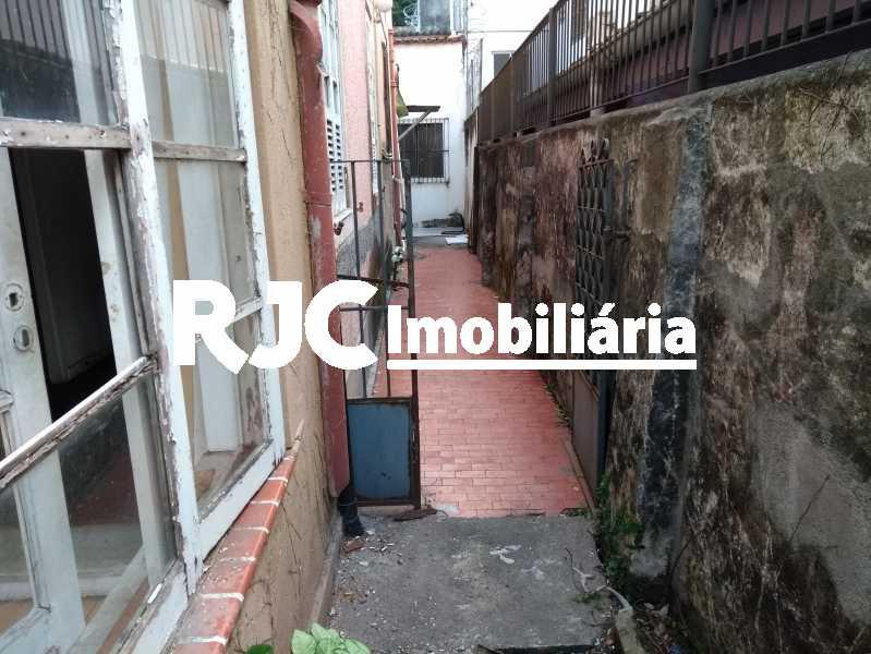 22 - Casa à venda Rua Santa Alexandrina,Rio Comprido, Rio de Janeiro - R$ 450.000 - MBCA30251 - 20