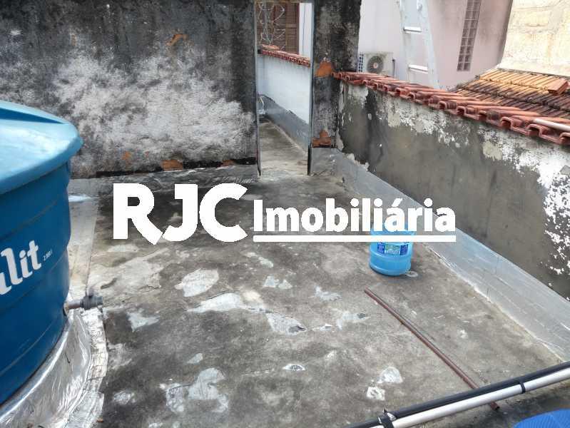 25 - Casa à venda Rua Santa Alexandrina,Rio Comprido, Rio de Janeiro - R$ 450.000 - MBCA30251 - 21
