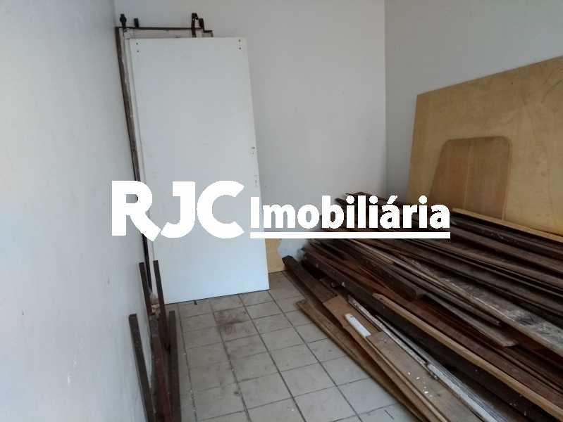 26 - Casa à venda Rua Santa Alexandrina,Rio Comprido, Rio de Janeiro - R$ 450.000 - MBCA30251 - 22
