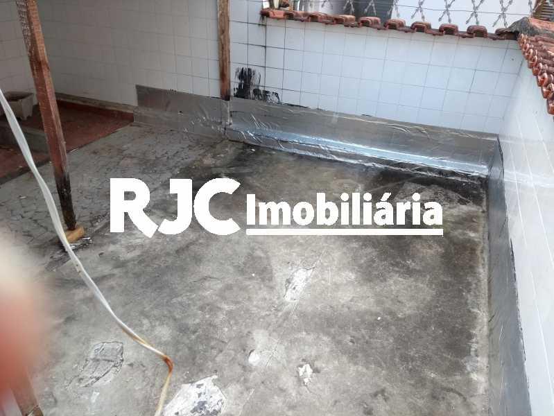 27 - Casa à venda Rua Santa Alexandrina,Rio Comprido, Rio de Janeiro - R$ 450.000 - MBCA30251 - 23