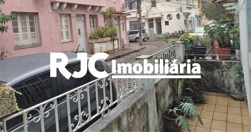 1 - Casa de Vila à venda Rua Sampaio Viana,Rio Comprido, Rio de Janeiro - R$ 450.000 - MBCV30184 - 1