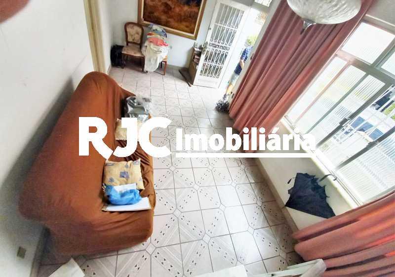 2 - Casa de Vila à venda Rua Sampaio Viana,Rio Comprido, Rio de Janeiro - R$ 450.000 - MBCV30184 - 3