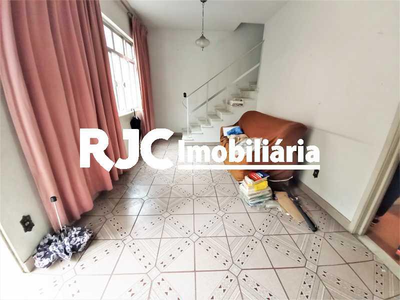 3 - Casa de Vila à venda Rua Sampaio Viana,Rio Comprido, Rio de Janeiro - R$ 450.000 - MBCV30184 - 4