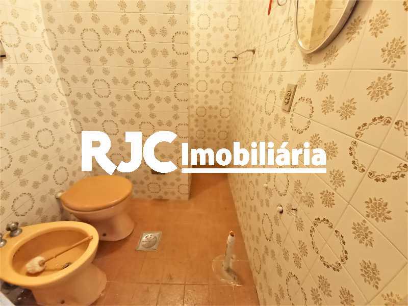 4 - Casa de Vila à venda Rua Sampaio Viana,Rio Comprido, Rio de Janeiro - R$ 450.000 - MBCV30184 - 5