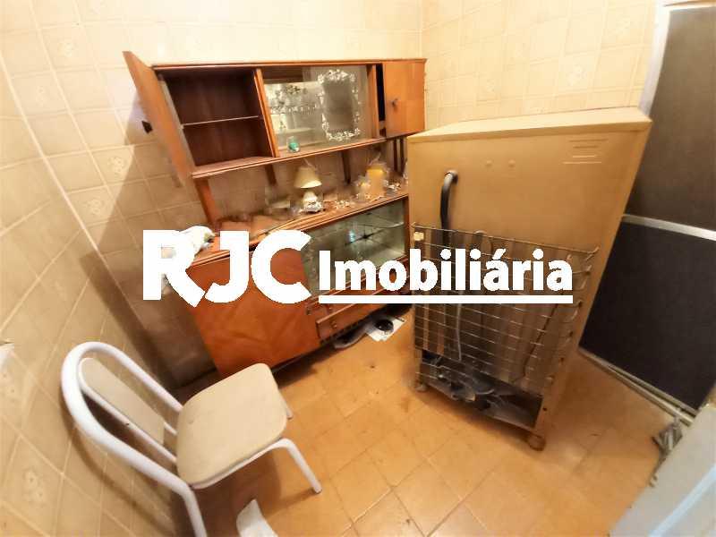 5 - Casa de Vila à venda Rua Sampaio Viana,Rio Comprido, Rio de Janeiro - R$ 450.000 - MBCV30184 - 6