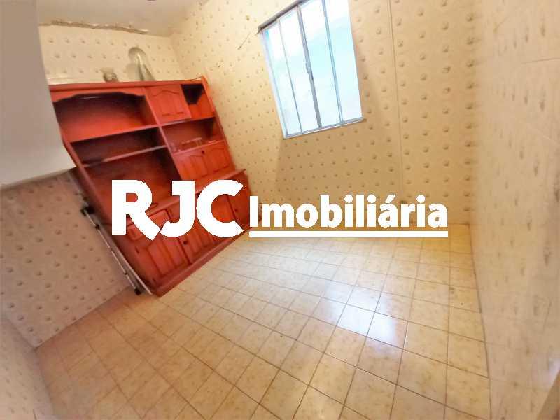 6 - Casa de Vila à venda Rua Sampaio Viana,Rio Comprido, Rio de Janeiro - R$ 450.000 - MBCV30184 - 7