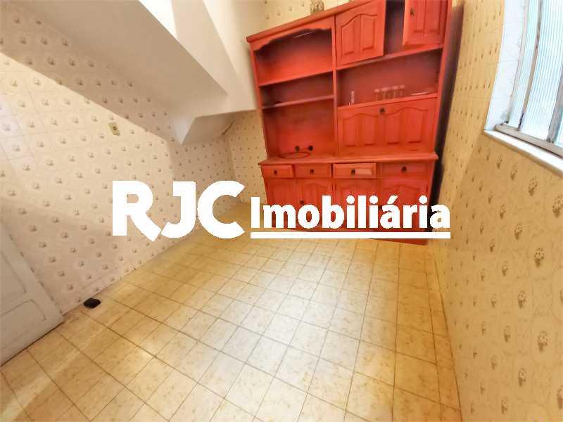 7 - Casa de Vila à venda Rua Sampaio Viana,Rio Comprido, Rio de Janeiro - R$ 450.000 - MBCV30184 - 8