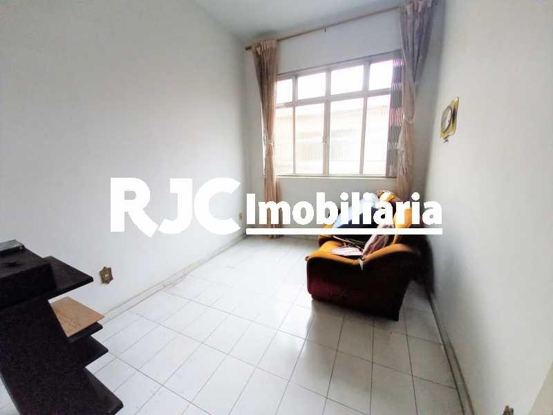 8 - Casa de Vila à venda Rua Sampaio Viana,Rio Comprido, Rio de Janeiro - R$ 450.000 - MBCV30184 - 9
