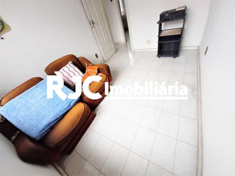 9 - Casa de Vila à venda Rua Sampaio Viana,Rio Comprido, Rio de Janeiro - R$ 450.000 - MBCV30184 - 10