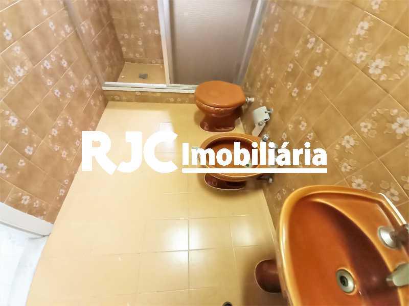 10 - Casa de Vila à venda Rua Sampaio Viana,Rio Comprido, Rio de Janeiro - R$ 450.000 - MBCV30184 - 11