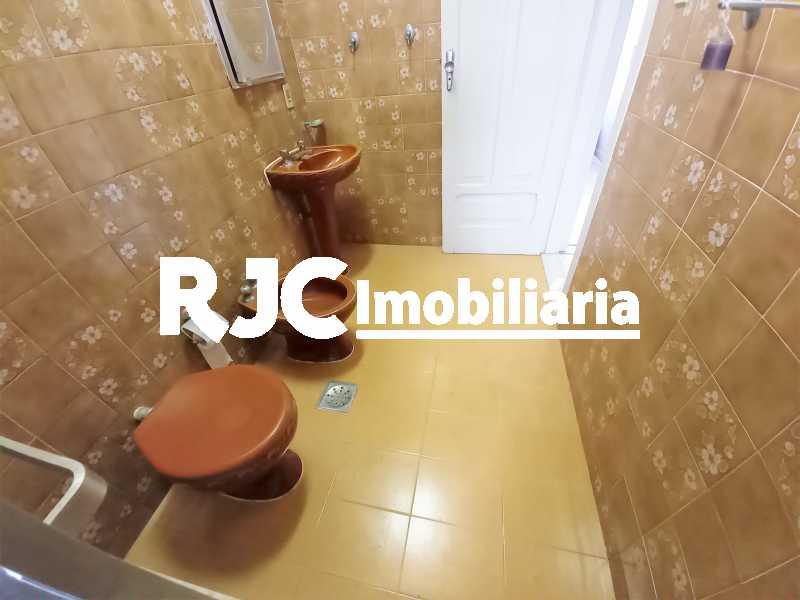 11 - Casa de Vila à venda Rua Sampaio Viana,Rio Comprido, Rio de Janeiro - R$ 450.000 - MBCV30184 - 12