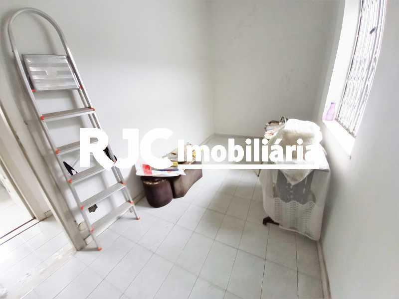 12 - Casa de Vila à venda Rua Sampaio Viana,Rio Comprido, Rio de Janeiro - R$ 450.000 - MBCV30184 - 13