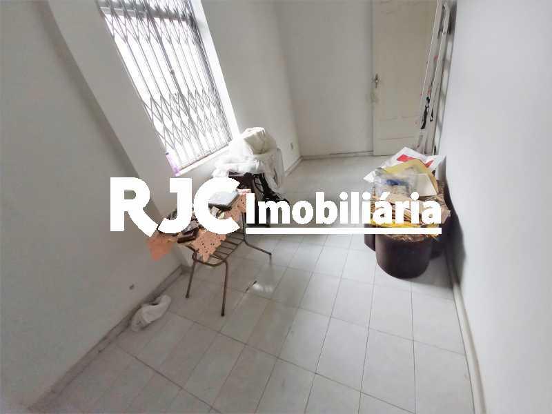 13 - Casa de Vila à venda Rua Sampaio Viana,Rio Comprido, Rio de Janeiro - R$ 450.000 - MBCV30184 - 14