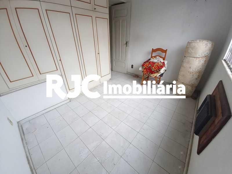 14 - Casa de Vila à venda Rua Sampaio Viana,Rio Comprido, Rio de Janeiro - R$ 450.000 - MBCV30184 - 15