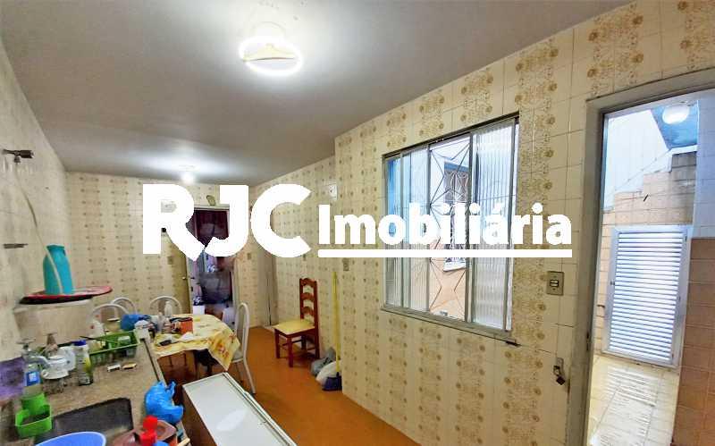 16 - Casa de Vila à venda Rua Sampaio Viana,Rio Comprido, Rio de Janeiro - R$ 450.000 - MBCV30184 - 17