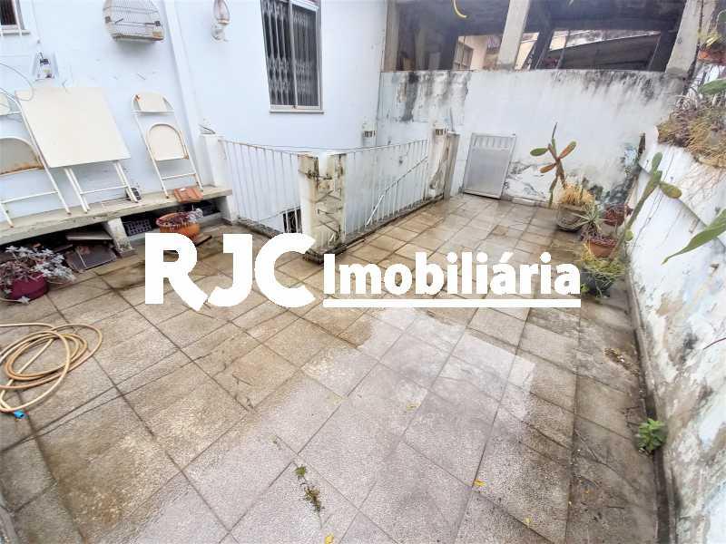 17 - Casa de Vila à venda Rua Sampaio Viana,Rio Comprido, Rio de Janeiro - R$ 450.000 - MBCV30184 - 18