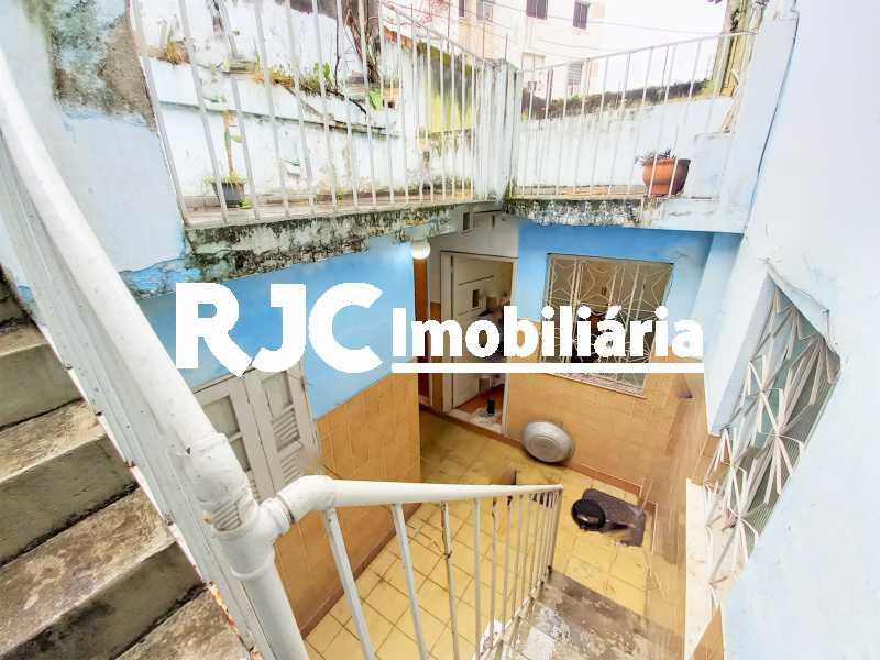 18 - Casa de Vila à venda Rua Sampaio Viana,Rio Comprido, Rio de Janeiro - R$ 450.000 - MBCV30184 - 19