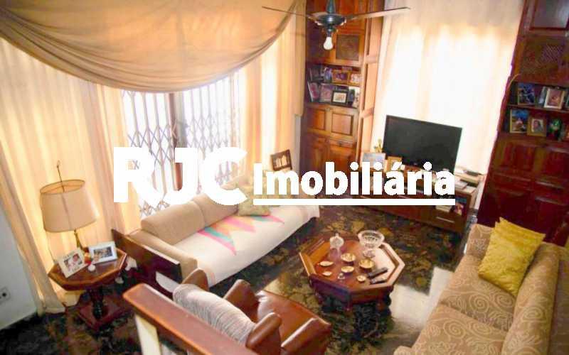 1 - Casa à venda Rua Salvador de Mendonça,Rio Comprido, Rio de Janeiro - R$ 750.000 - MBCA40198 - 1