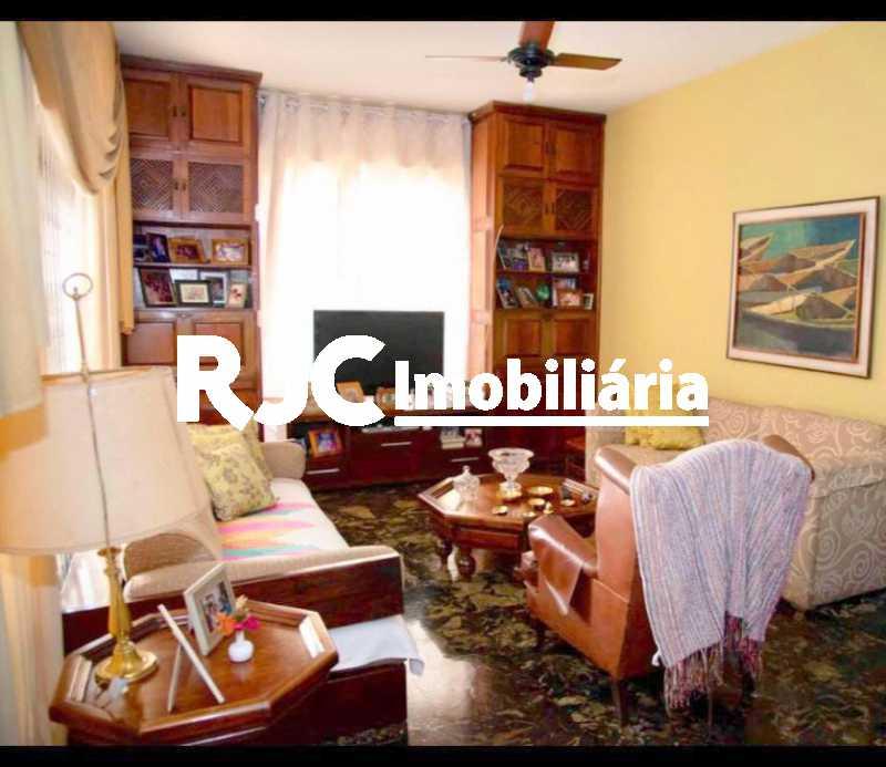 2 - Casa à venda Rua Salvador de Mendonça,Rio Comprido, Rio de Janeiro - R$ 750.000 - MBCA40198 - 3