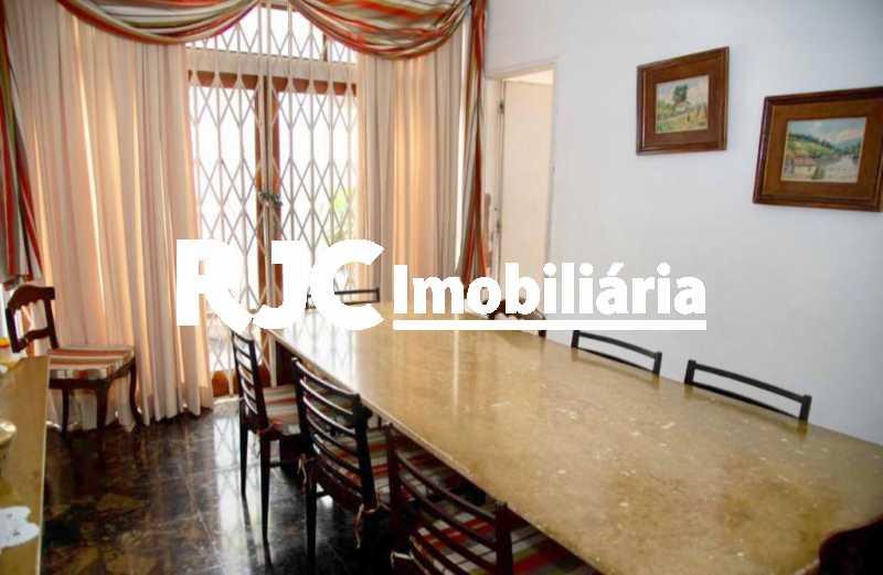 5 - Casa à venda Rua Salvador de Mendonça,Rio Comprido, Rio de Janeiro - R$ 750.000 - MBCA40198 - 6