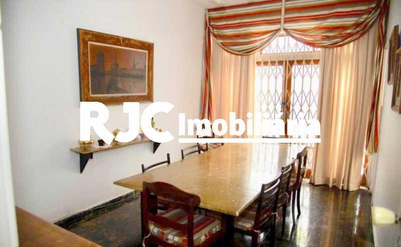 6 - Casa à venda Rua Salvador de Mendonça,Rio Comprido, Rio de Janeiro - R$ 750.000 - MBCA40198 - 7