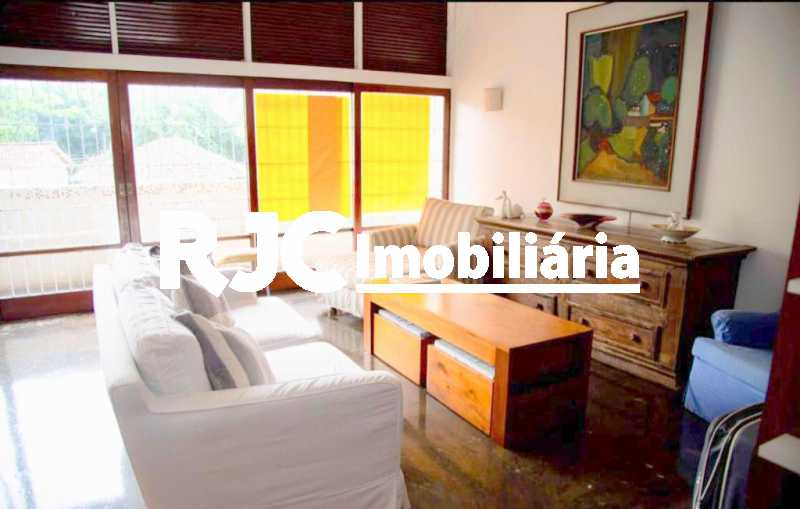 7 - Casa à venda Rua Salvador de Mendonça,Rio Comprido, Rio de Janeiro - R$ 750.000 - MBCA40198 - 8