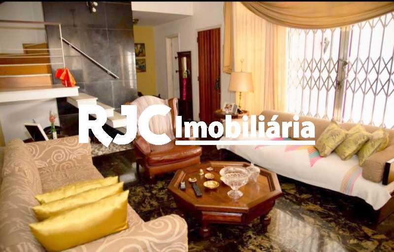 8 - Casa à venda Rua Salvador de Mendonça,Rio Comprido, Rio de Janeiro - R$ 750.000 - MBCA40198 - 9