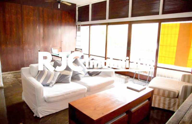 9 - Casa à venda Rua Salvador de Mendonça,Rio Comprido, Rio de Janeiro - R$ 750.000 - MBCA40198 - 10