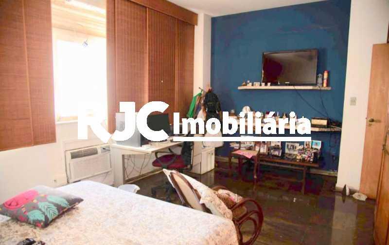 10 - Casa à venda Rua Salvador de Mendonça,Rio Comprido, Rio de Janeiro - R$ 750.000 - MBCA40198 - 11