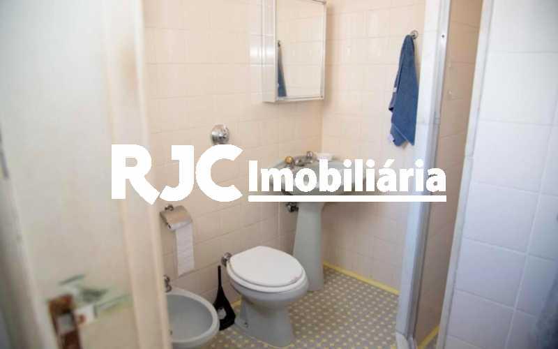 11 - Casa à venda Rua Salvador de Mendonça,Rio Comprido, Rio de Janeiro - R$ 750.000 - MBCA40198 - 12