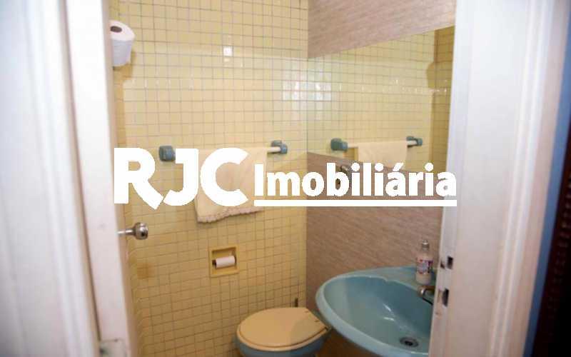 12 - Casa à venda Rua Salvador de Mendonça,Rio Comprido, Rio de Janeiro - R$ 750.000 - MBCA40198 - 13