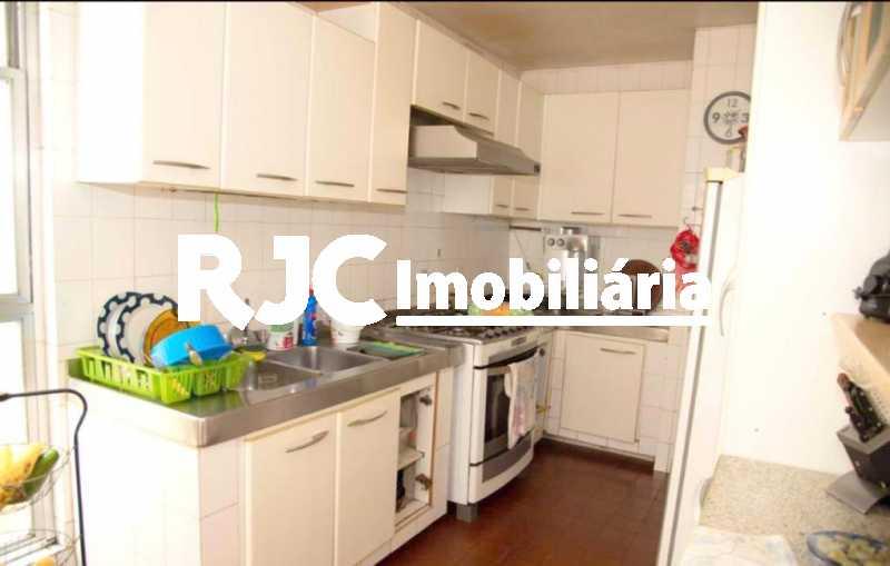 15 - Casa à venda Rua Salvador de Mendonça,Rio Comprido, Rio de Janeiro - R$ 750.000 - MBCA40198 - 16