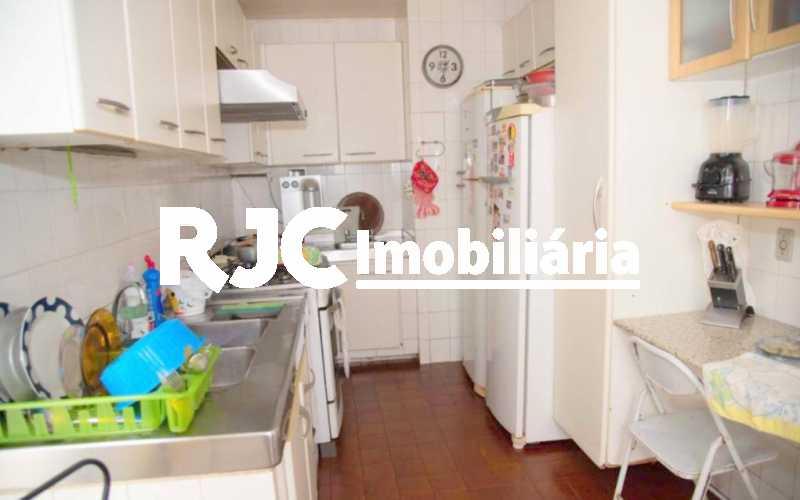 16 - Casa à venda Rua Salvador de Mendonça,Rio Comprido, Rio de Janeiro - R$ 750.000 - MBCA40198 - 17