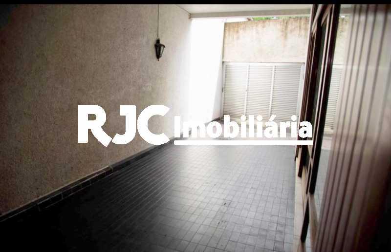 18 - Casa à venda Rua Salvador de Mendonça,Rio Comprido, Rio de Janeiro - R$ 750.000 - MBCA40198 - 19