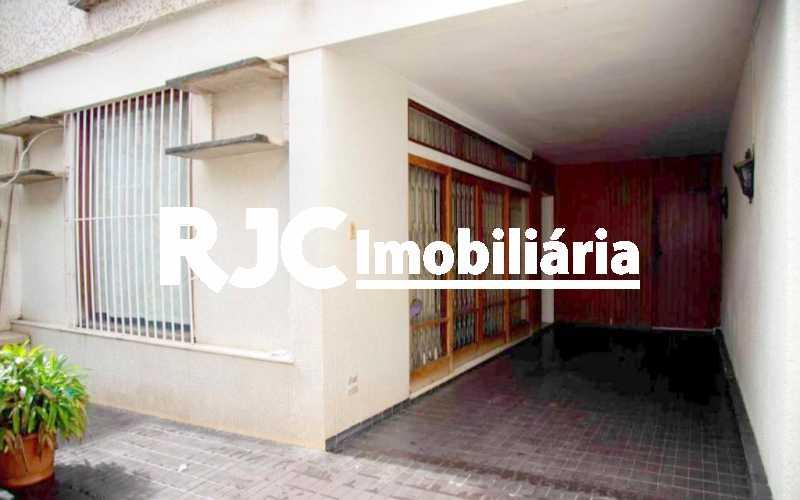 19 - Casa à venda Rua Salvador de Mendonça,Rio Comprido, Rio de Janeiro - R$ 750.000 - MBCA40198 - 20