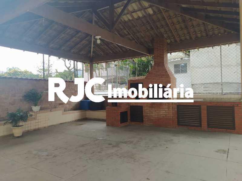 18. - Apartamento à venda Rua Visconde de Santa Isabel,Vila Isabel, Rio de Janeiro - R$ 298.000 - MBAP11027 - 19