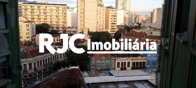 1 - Kitnet/Conjugado 25m² à venda Avenida Mem de Sá,Centro, Rio de Janeiro - R$ 190.000 - MBKI00122 - 1