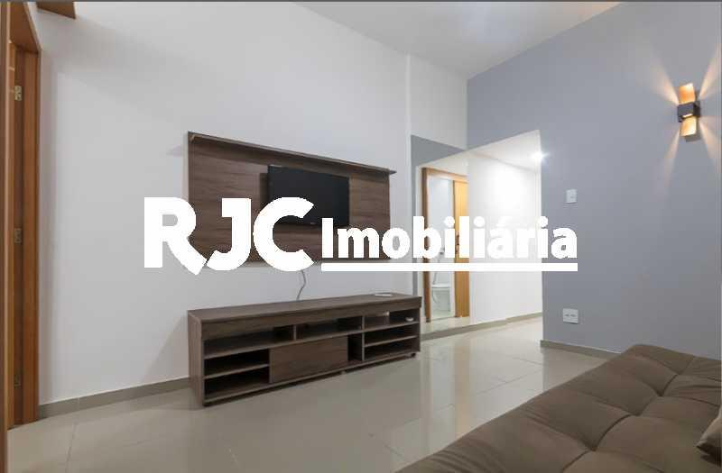 2 - Apartamento à venda Avenida Nossa Senhora de Copacabana,Copacabana, Rio de Janeiro - R$ 529.000 - MBAP11028 - 3