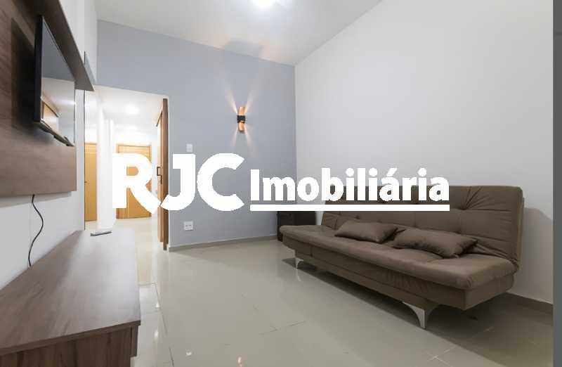 3 - Apartamento à venda Avenida Nossa Senhora de Copacabana,Copacabana, Rio de Janeiro - R$ 529.000 - MBAP11028 - 4