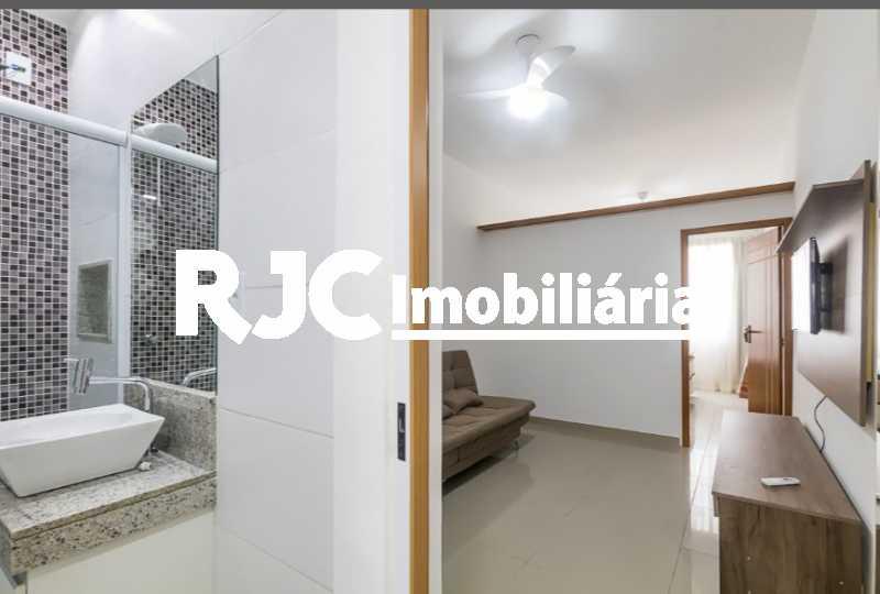 4 - Apartamento à venda Avenida Nossa Senhora de Copacabana,Copacabana, Rio de Janeiro - R$ 529.000 - MBAP11028 - 5