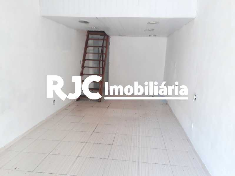 1 - Loja 27m² à venda Rua Jurupari,Tijuca, Rio de Janeiro - R$ 449.000 - MBLJ00073 - 1