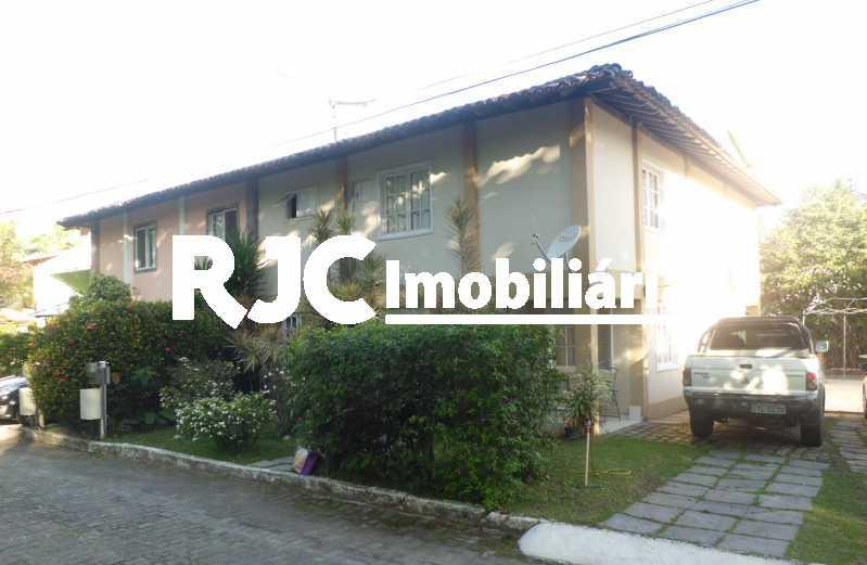 01 - Casa em Condomínio à venda Avenida Lúcio Costa,Barra da Tijuca, Rio de Janeiro - R$ 2.310.000 - MBCN30038 - 1
