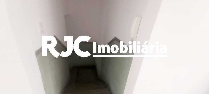 21. - Casa de Vila à venda Rua Luís Barbosa,Vila Isabel, Rio de Janeiro - R$ 580.000 - MBCV20122 - 23