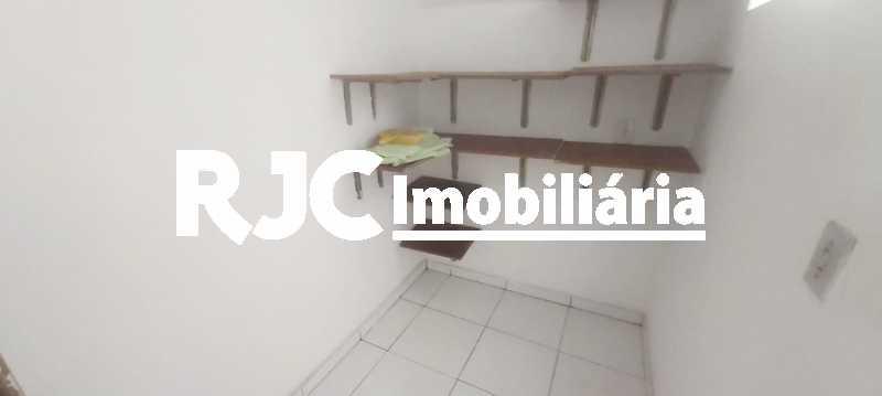 23. - Casa de Vila à venda Rua Luís Barbosa,Vila Isabel, Rio de Janeiro - R$ 580.000 - MBCV20122 - 25