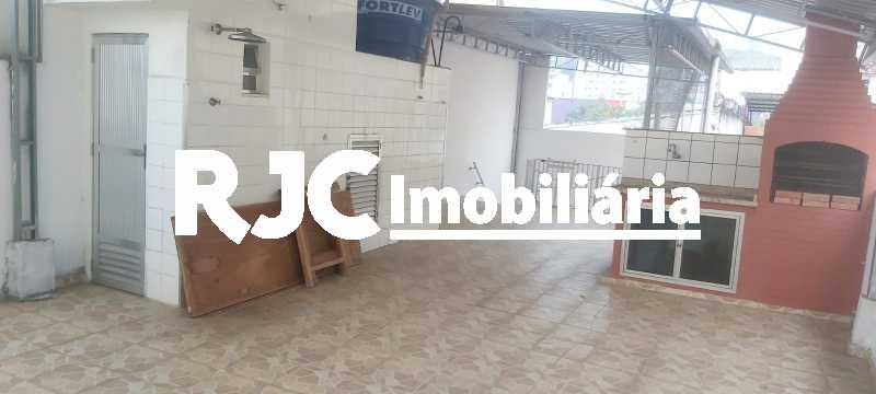 25. - Casa de Vila à venda Rua Luís Barbosa,Vila Isabel, Rio de Janeiro - R$ 580.000 - MBCV20122 - 27